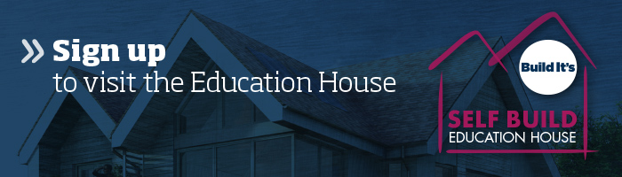 Welcome to Build It's Self Build Education House